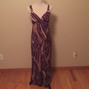Beautiful multicolored Maxi dress